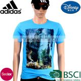 custom men t-shirt t shirt 3d digital printed