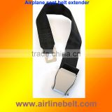 Authentical airplane aircraft safety seat belt buckle Seat Belt extension Extender