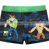 2016 fashionable boy's cartoon shorts for swimming ,beach Nylon/Spandex OEM! Manufacturer!