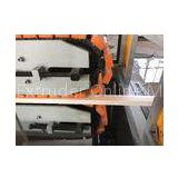 Lightweight WPC Profile Extrusion Line For Decking  with automatic spring feeding machine