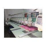 High Speed Computer Embroidery Machine For Hats , Embroidery Printing Machine