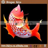 2015 The Most wonderful cartoon fish Lantern Art
