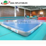 Durable inflatable air track for gym/tumbling air track / race track for training