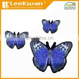 Heat Transfer Printing Butterfly Patch,Heat Press Butterfly Patch,Dye Sublimation Butterfly Design Patch