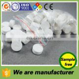 bulk packing 100---500pcs/tranparent bag compressed mini coin tissue can sell in 1 dolloar shop