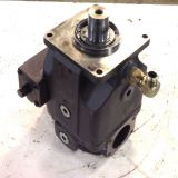 R902500442 Rexroth Ahaa4vso Voith Hydraulic Pump Thru-drive Rear Cover Engineering Machinery