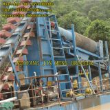 High Pressure Mining Diamond Dredger 100m³/h , 150m³/h