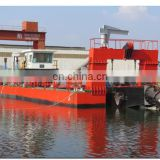 14/12 inch cutter head sand dredge ship vessel