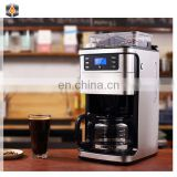 portable electric coffee extraction machine tea coffee maker with grinder