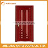 armored plate wooden door/ 2 doors wooden wardrobe