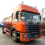 JAC 4x2 sewage suck truck capacity 10m3 with good price for sale 008615826750255 (Whatsapp)
