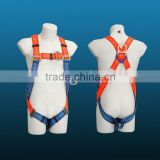 Electrical full body safety belt