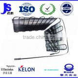heat exchanger condenser for refrigerator door switch