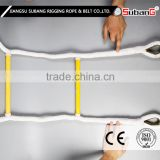 low price and fine supplier climbing emergency rope ladders sale