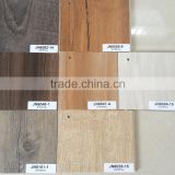Manufacture Decorative Indoor wpc flooring wood plastic composite Virgin material