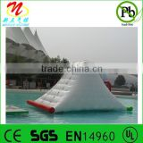 Inflatable climbing iceberg inflatable water games inflatable floating water tower