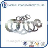 Permanent N35 neodymium magnet in round bar ring block square shapes
