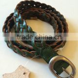 Guangzhou 100% Cowhide Genuine Leather Belts