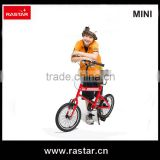 RASTAR MINI Licensed Carbon steel 16 inch bike baby seat bicycle
