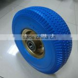 260x85 3.00-4 rubber wheel for trolley, cart with low price                                                                         Quality Choice