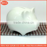 piggy bank porcelain piggy money box/ceramic coin bank/custom coin bank savings bank money box