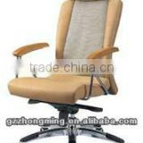 Modern Swivel Leather Office Executive Chair With Headrest Leather Office Chair Wholesale BY-119A