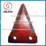 Parts for Yanmar Upper Serrated Blade