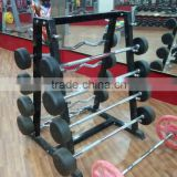 Free weight machine / gym accessories / Barbell rack TZ-3012A