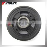 Crankshaft Pulley For Toyota Hilux Hiace Prado 1KD 2KD KUN25 KDJ9 13408-30010