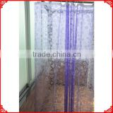 china custom printed shower curtains