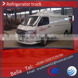 New Freezer Truck for sale, FOTON ice cream truck freezer -20 degree