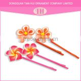Fashion multifunctional custom beautiful flower designed chinese bun hair pin accessories