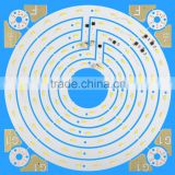 24W Ceiling light mcpcb SMD5730 board 220V high voltage driverless circuit board assembly