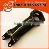 Length 90/100/110/120/130mm Carbon Bicycle Stem Handlebar