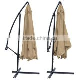3m size high quality cantilever umbrella outdoor