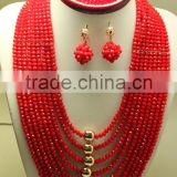 nigerian beads jewelry setPaypal accept latest design african beads jewelry set nigerian coral beads jewelry set                                                                         Quality Choice