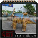mechanical dinosaur ride life-size triceratops dinosaur for riding walking with dinosaurs