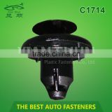 Car Clips Plastic / Automotive Plastic Clips / Toyota Retainer And Clips