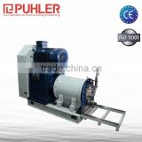 Puhler Diaphragm Pump Double Mechanical Seal Ex Proof Nano Mold Steel Grinding Cylinder & Disc Horizontal Bead/ Sand Mill