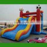 Guangzhou flexible easy operation inflatable christmas bouncer