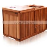 far infrared half body sauna for 1person