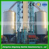 wheat Corn Maize Stainless Steel Grain Storage Silo, Poultry Chicken Feed
