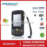 WIFI mobile printer PDA data collection device 1D bar code scanner PDA