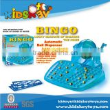 2016 Lucky 90 number 10 cards funny classic game kids plastic bingo game for kid