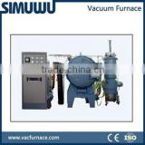 Radiator vacuum brazing furnace