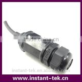INST ethernet networking cable waterproof connector                                                                         Quality Choice