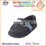 hot selling plain color breathable anti-slip soft sole baby casual first step shoes