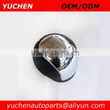 YUCHEN Car Gear Shift Knobs Chrome Caps For OPEL VECTRA C SIGNUM 2002 2003 2004 2005 Car Styling