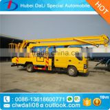 lifting machinery platform/hydraulic aerial cage