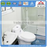 Fast installed prefabricated toilet container house bathroom